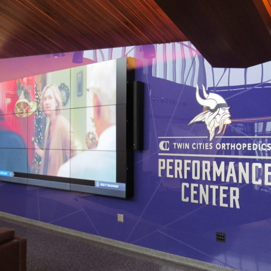 MINNESOTA VIKINGS TCO PERFORMANCE CENTER