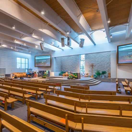 CHURCH OF THE RISEN SAVIOR