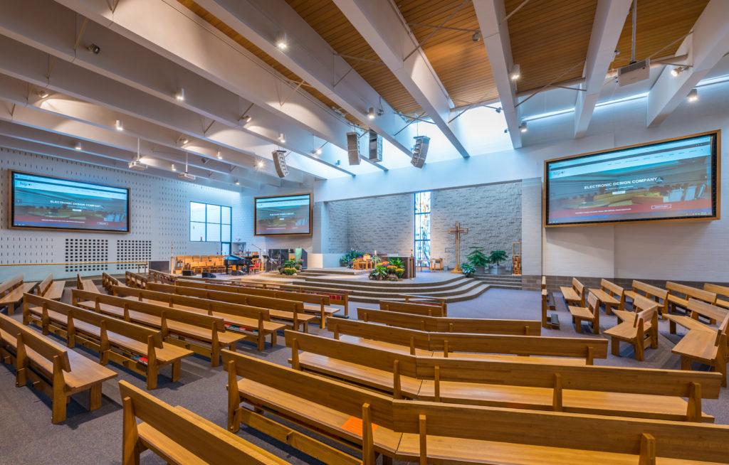 house of worship AV