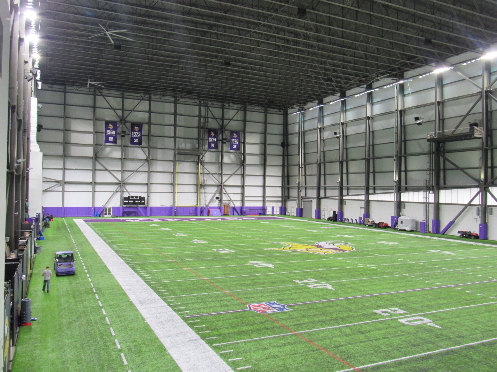 Vikings TCO Performance Center
